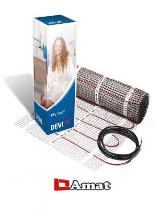 Нагревательный мат DEVIcomfortTM 150T (DTIR-150) 75w - 0,5 m²