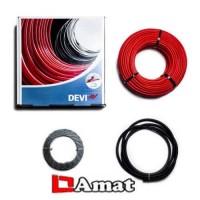 Нагревательный кабель Devi Flex 18T - 3050W