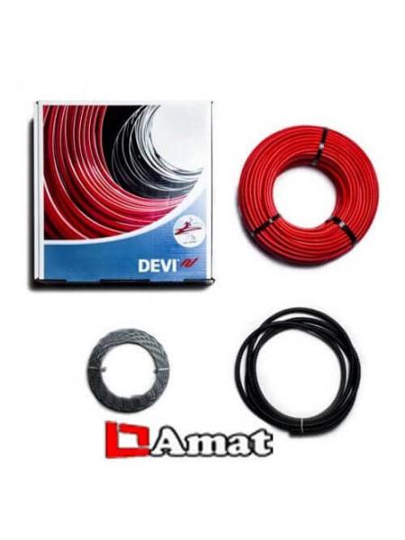 Нагревательный кабель Devi Flex 18T- 130W