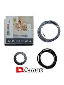 Нагревательный  кабель Grey Hot -345W