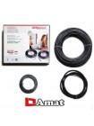 Нагревательный кабель BR-IM 400W - 2,9m²  - 24,8m