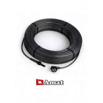 Принцип работы саморегулирующегося нагревательного кабеля