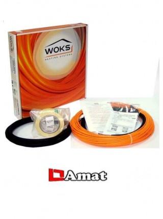 Нагревательный  кабель Woks 17 -150W