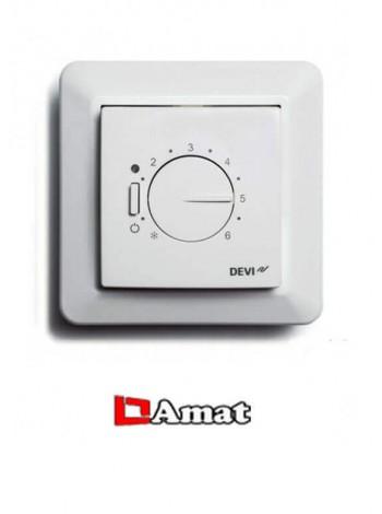 Механический терморегулятор для теплого пола Devireg™ 530