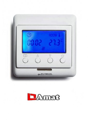 Механический терморегулятор для теплого пола Menred E 60