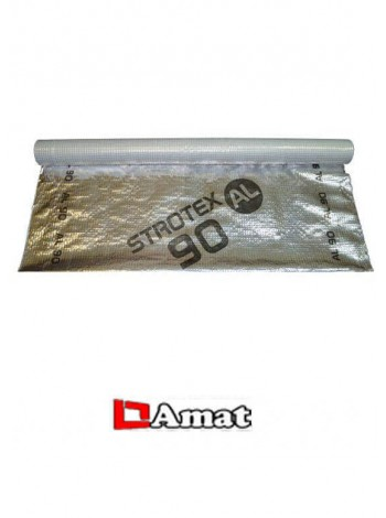 Теплоотражающая подложка Strotex Al90 для теплого пола