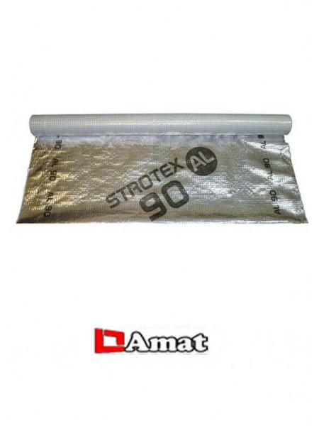 Теплоотражающая подложка Strotex Al90